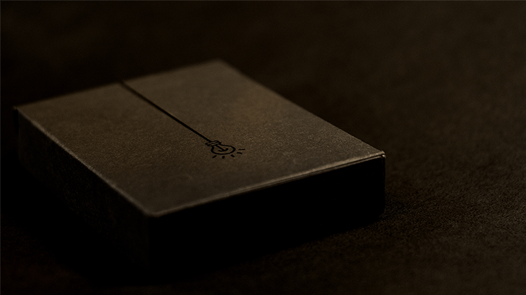 Deluxe ICON BLK Playing Cards by Pure Imagination Project