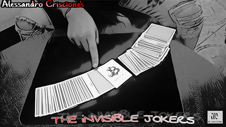 The Invisible Jokers by Alessandro Criscione video DOWNLOAD