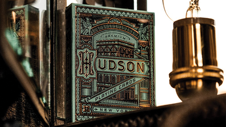 Hudson Playing Cards & theory11
