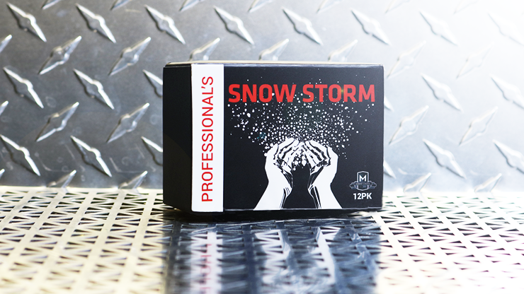 Professional Snowstorm Pack (12 pk) by Murphy's Magic Supplies Inc.