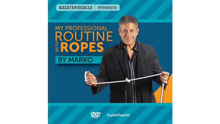 My Professional Routine with Ropes - Marko - DVD