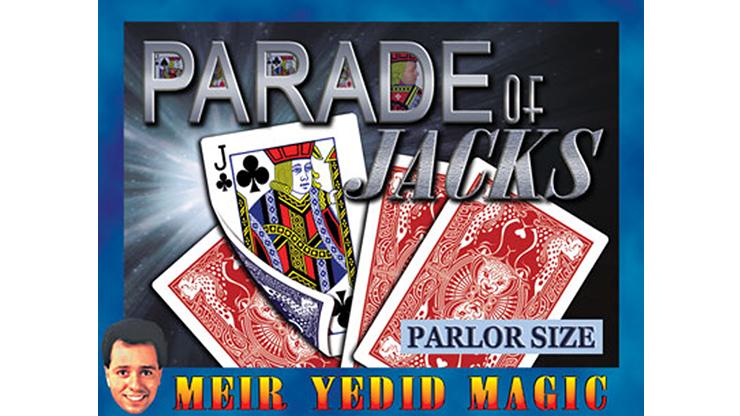Parade of Jacks (Parlor Size) Kartentrick