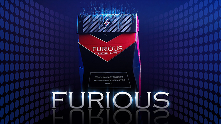 Furious Playing Cards by Bocopo