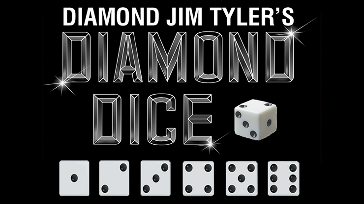 Diamond Dice Set (7) by Diamond Jim Tyler
