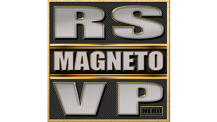 RSVP BOX HERO (Magneto) by Matthew Wright - Trick