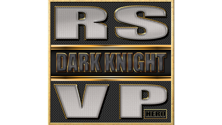 RSVP BOX HERO (Dark Night) by Matthew Wright - Trick