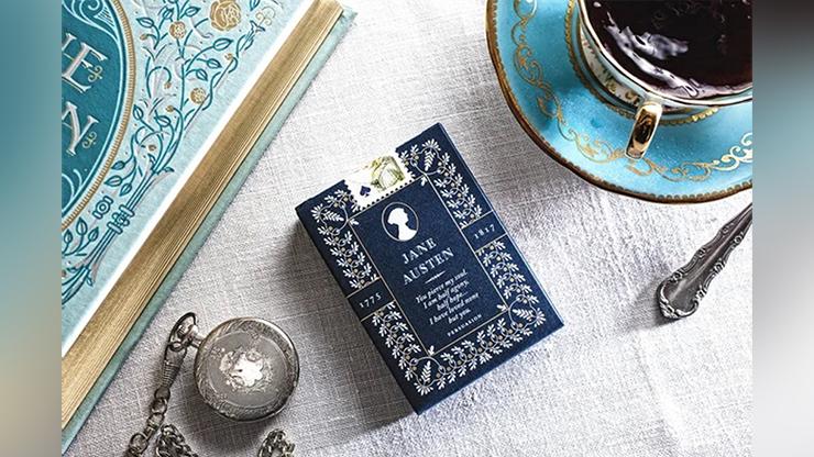 Carti de joc Jane Austen