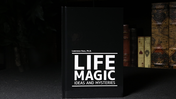 Life Magic by Lawrence Hass - Book