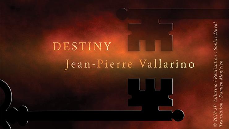 DESTINY (Gimmicks & Instrucciones Online) - Jean-Pierre Vallarino