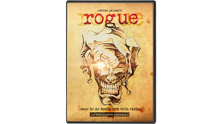 ROGUE - Easy to Do Mentalism with Cards by Steven Palmer Neue Gedankenlese-Methode
