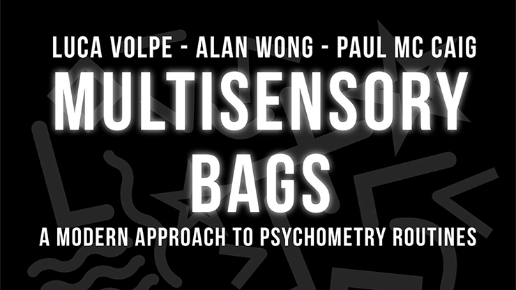 Multisensory Bags by Luca Volpe , Alan Wong and Paul McCaig