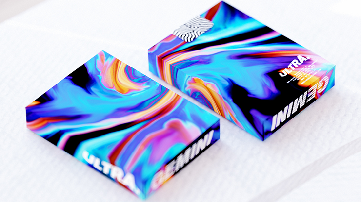 Ultra Playing Cards & Toomas Pintson