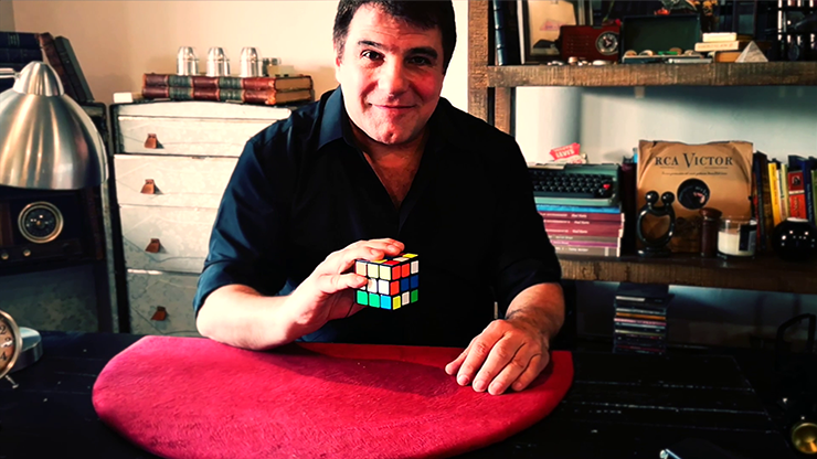 Rubik Gone (Rubik's Cube) by Juan Pablo Magic