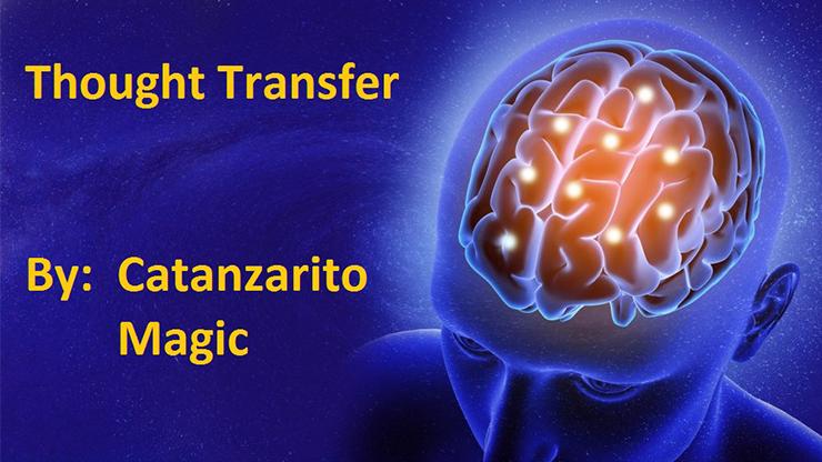 Thought Transfer by Catanzarito Magic Gedanken an Zuschauer für Voraussage übertragen