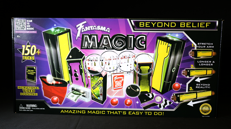 Beyond Belief Magic Set by Fantasma Magic - Trick