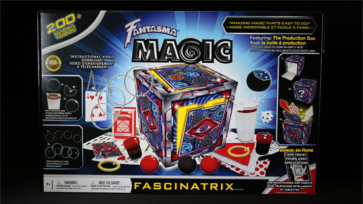 FASCINATRIX Magic Set by Fantasma Magic