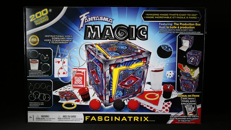 FASCINATRIX Magic Set by Fantasma Magic - Trick