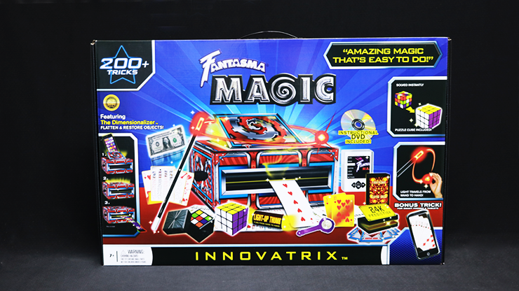 INNOVATRIX Magic Set - Fantasma Magic
