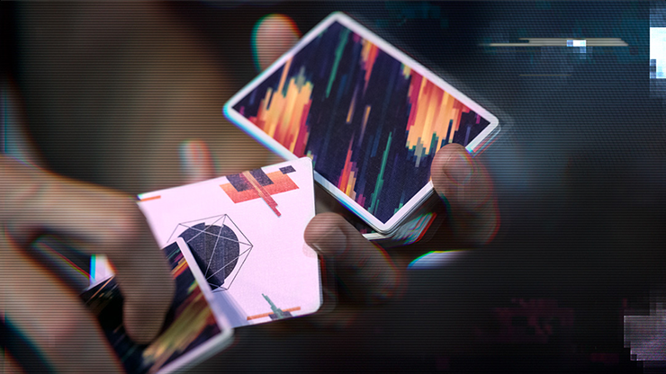 Pulse Playing Cards by Cardistry Touch Poker Kartenspiel Spielkarten