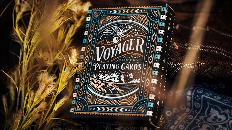 Voyager Playing Cards - theory11