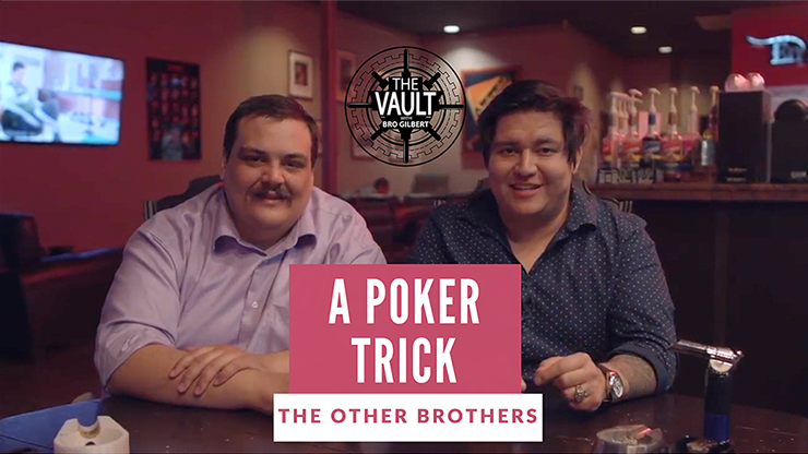 The Vault A Poker Trick by The Other Brothers video DOWNLOAD