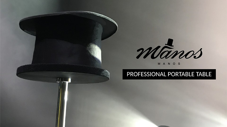Professional Portable Table by Manos (Tek Magic)