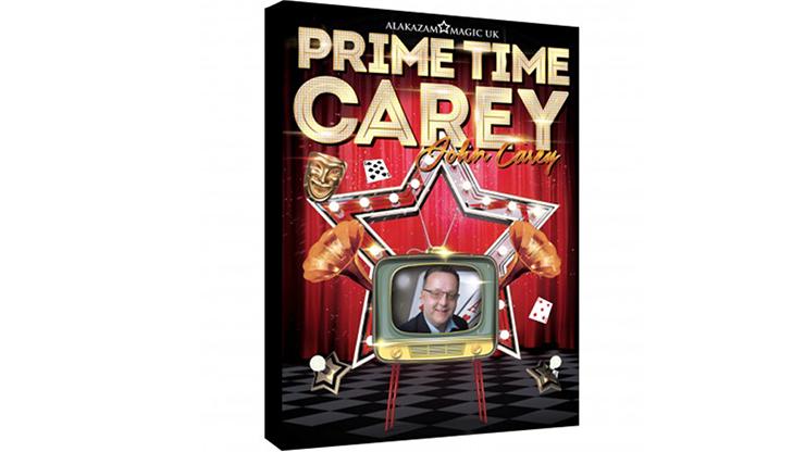 Prime Time Carey - John Carey (2 Disc DVD Set) - DVD