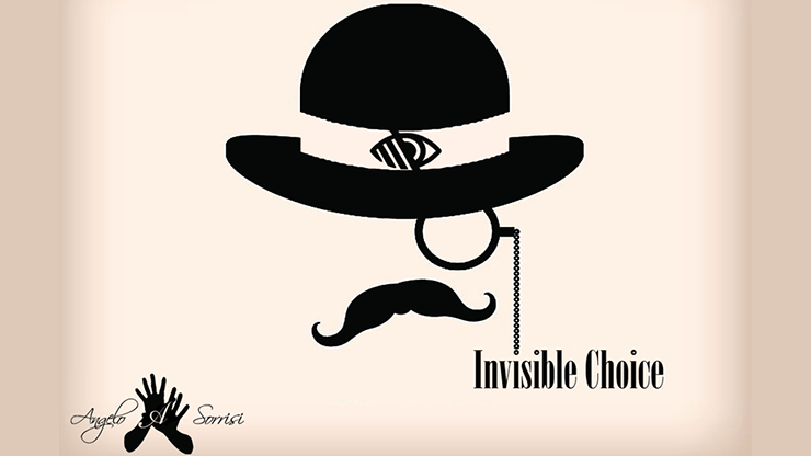 INVISIBLE CHOICE by Angelo Sorrisi video DOWNLOAD
