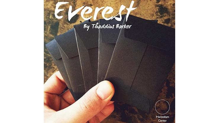 Everest (Gimmicks & Instrucciones Online) - Thaddius Barker Produced - Mentalism Center