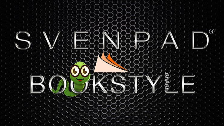 SvenPads ® Bookstyle Non-Gimmicked  (Pair) 2 unpräparierte SvenPad-Tagebücher zum Austausch