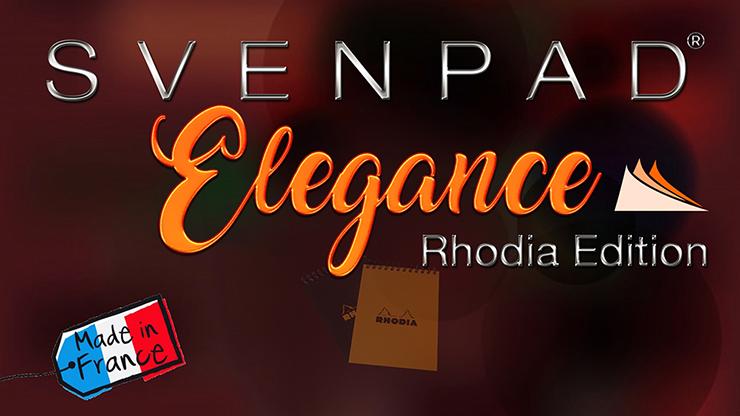 SvenPad Elegance Rhodia Edition (Single, Black Cover)