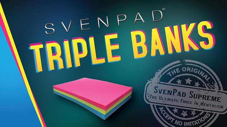 SvenPad Triple Banks (Single)