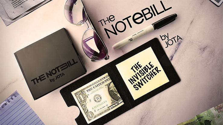 The NOTEBILL (Gimmick and Online Instructions)