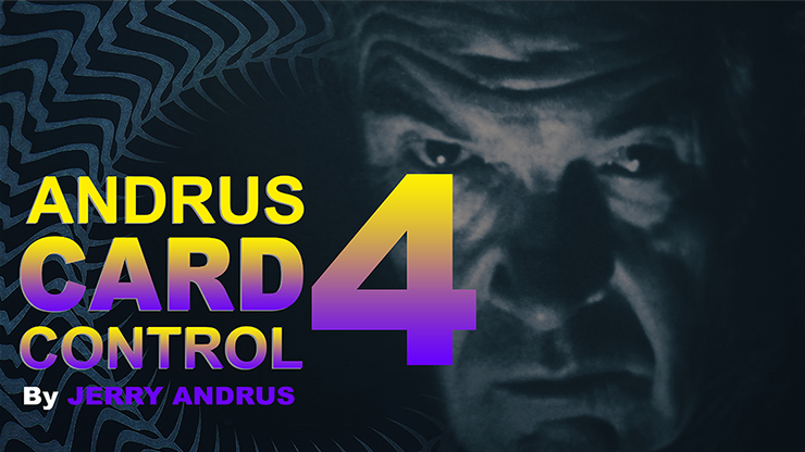 Andrus Card Control 4 by Jerry Andrus Taught by John Redmon video DOWNLOAD