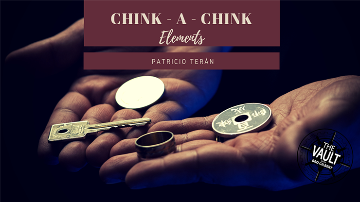 The Vault CHINK A CHINK Elements by Patricio Terán video DOWNLOAD