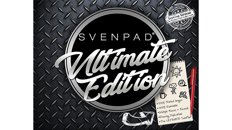 SvenPad® Ultimate Edition (German and Spanish)