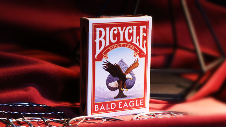 Bicycle Limited Edition Bald Eagle Playing Cards (With Numbered Seals) Poker Kartenspiel Spielkarten