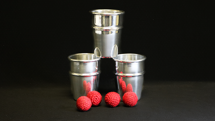 P&L Cups and Balls by P&L - Trick