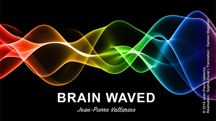 BRAIN WAVED (Gimmicks and Online Instructions)