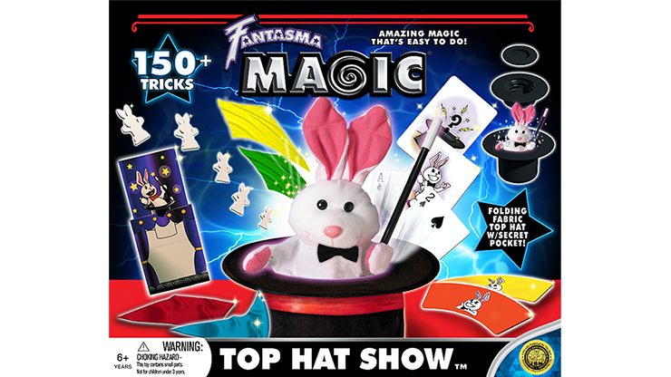 Top Hat Show - Fantasma Magic