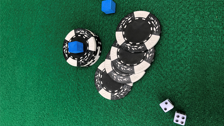 Chip Stack by The Ambitious Card - Trick
