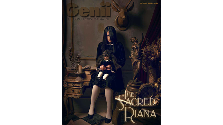 Genii Magazine October 2019