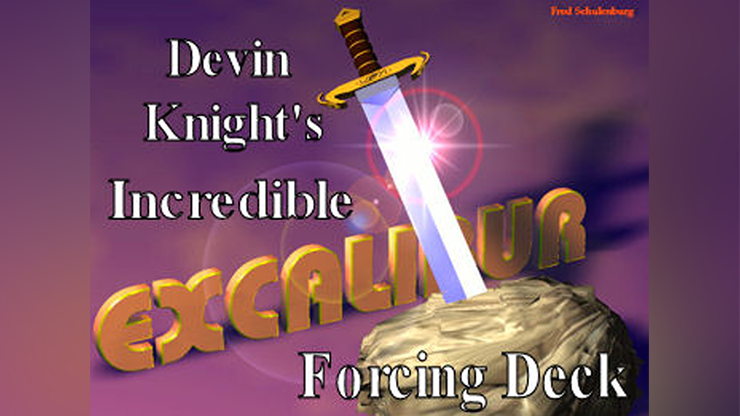 EXCALIBUR DECK PDF by Devin Knight ebook DOWNLOAD