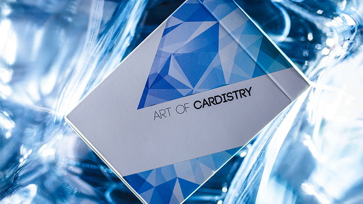 Frozen Art of Cardistry Playing Cards - Bocopo