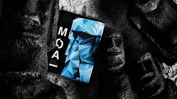 Carti de joc MOAI Limited Edition
