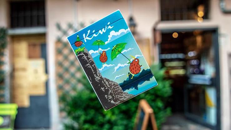 Kiwi Playing Cards by Mattia Santangelo Poker Kartenspiel Spielkarten