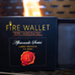 The Aficionado Fire Wallet (Gimmick and Online Instructions) by Murphy