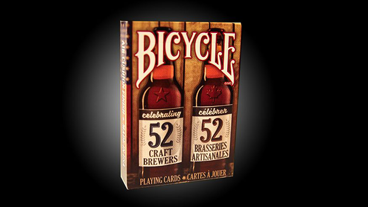 Bicycle Craft Beer V2 Deck by US Playing Card Co. Poker Kartenspiel Spielkarten