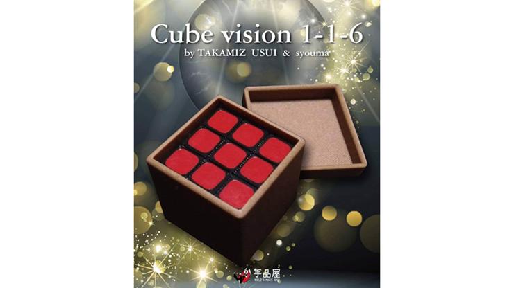 Image result for Takamiz Usui & Syouma - Cube Vision 1-1-6