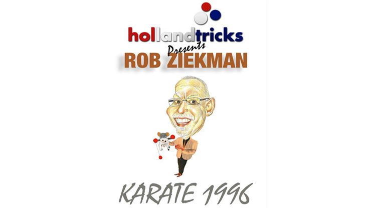 Holland Tricks Presents Rob Ziekman Karate 1996 (Gimmicks & Instrucciones Online)